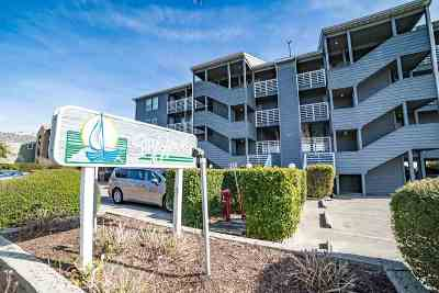 Surfside Beach Condo/Townhouse For Sale: 817 S Ocean Blvd #204