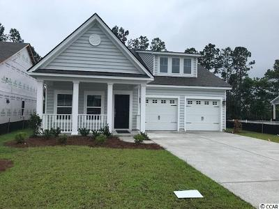 Murrells Inlet Single Family Home For Sale: 709 Cherry Blossom Dr