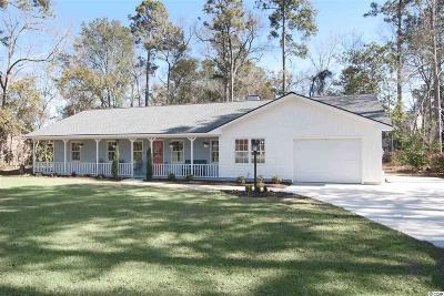 Pawleys Island Single Family Home For Sale: 271 Hawthorn Drive