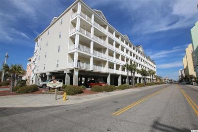 North Myrtle Beach Condo/Townhouse For Sale: 200 53rd Ave North #501