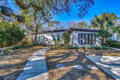 Myrtle Beach Single Family Home For Sale: 5711 Springs Ave