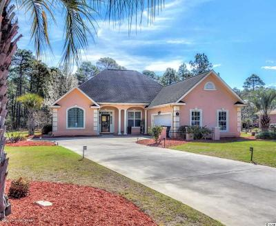 Myrtle Beach Single Family Home For Sale: 4486 Aberdeen Way