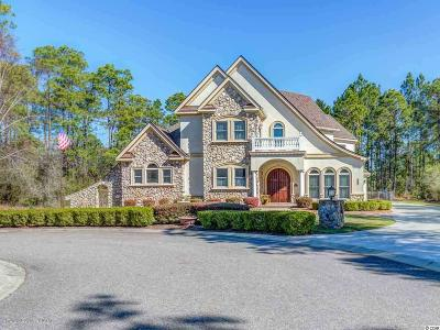 Myrtle Beach Single Family Home For Sale: 4281 Congressional Drive
