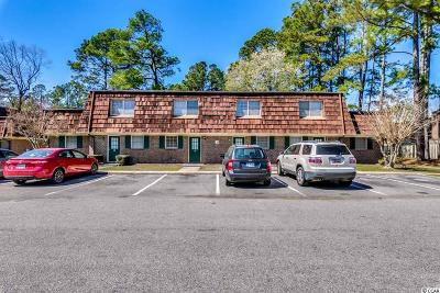 Conway Condo/Townhouse For Sale: 1025 Carolina Road #I-6