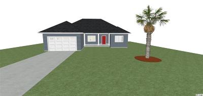 Surfside Beach Single Family Home For Sale: 2101 Deerfield Ave.