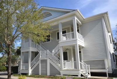 Pawleys Island Condo/Townhouse For Sale: 75 McKissick Drive #1-D