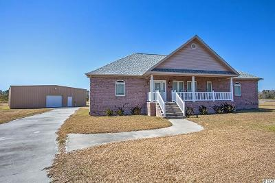 Loris Single Family Home For Sale: 3396 Highway 348