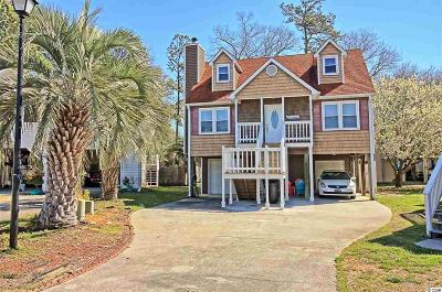 Garden City Beach Single Family Home For Sale: 918 Dock Pl.