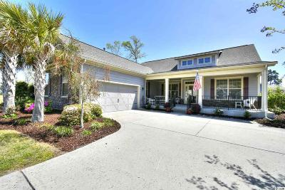 North Myrtle Beach Single Family Home For Sale: 1504 East Island Drive