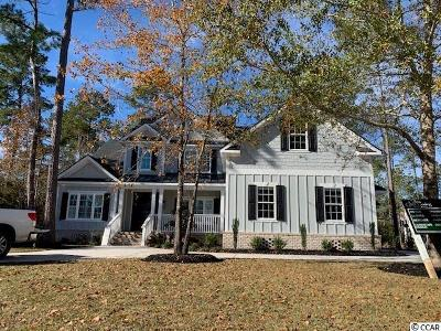 Murrells Inlet Single Family Home For Sale: 6 Caleb Court