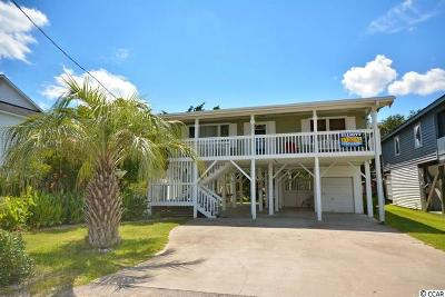 North Myrtle Beach Single Family Home For Sale: 405 N 27th Avenue