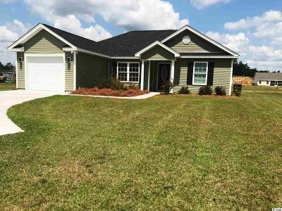 Galivants Ferry SC Single Family Home For Sale: $142,500