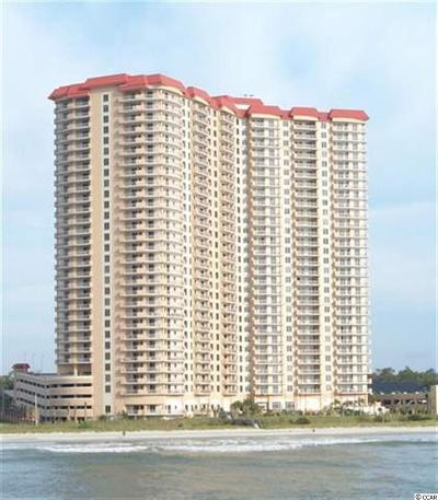 Myrtle Beach Condo/Townhouse For Sale: 8500 Margate Circle #2909