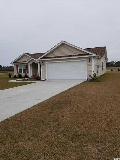 Loris SC Single Family Home For Sale: $180,000