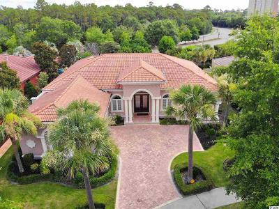 Myrtle Beach Single Family Home For Sale: 8050 Cortona Drive