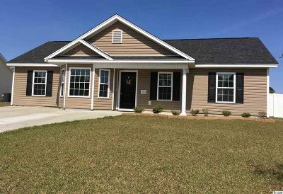 Conway SC Single Family Home For Sale: $145,900