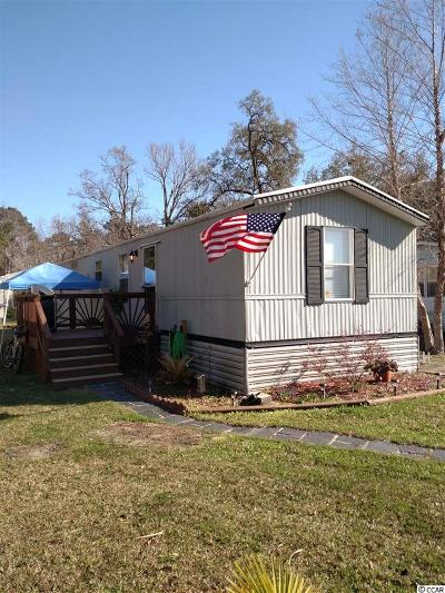 Murrells Inlet Single Family Home Active-Pending Sale - Cash Ter: 22 Musket Street