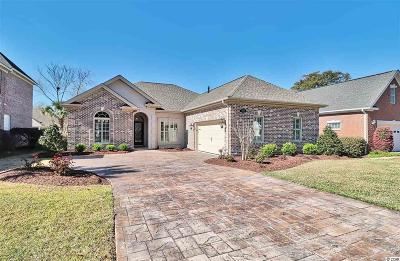 North Myrtle Beach Single Family Home For Sale: 709 Compass Pointe Drive