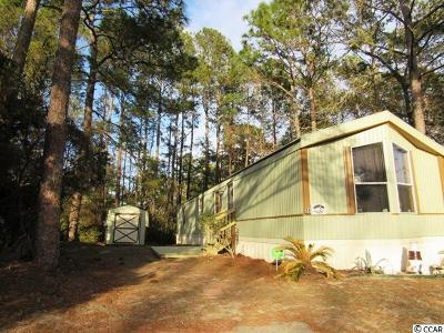Garden City Beach Single Family Home For Sale: 26 Offshore Drive