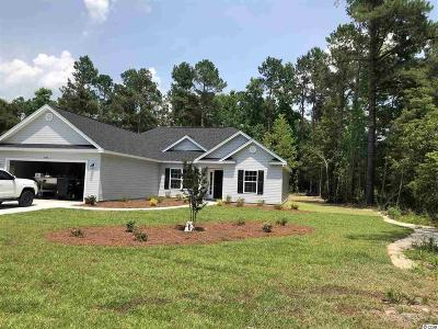 Conway SC Single Family Home For Sale: $184,900
