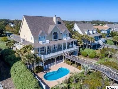 Georgetown County, Horry County Single Family Home For Sale: 1006 N Ocean Boulevard