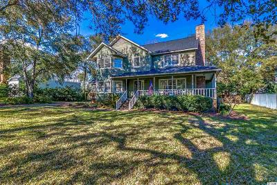 Murrells Inlet Single Family Home Active-Pend. Cntgt. On Financi: 824 Sawmill Rd.