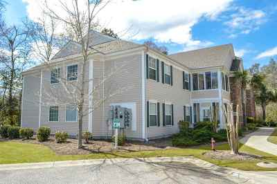 Murrells Inlet Condo/Townhouse Active-Pend. Cntgt. On Financi: 136 Brentwood Drive #E