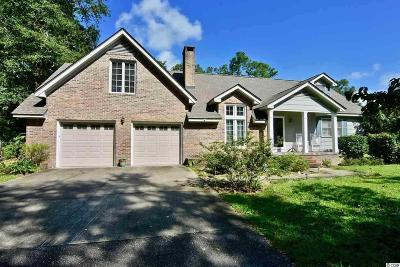 Georgetown Single Family Home For Sale: 379 Golf Drive