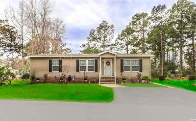 Murrells Inlet Single Family Home Active-Pending Sale - Cash Ter: 811 Richmond Trail