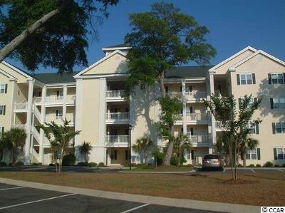 North Myrtle Beach Condo/Townhouse For Sale: 601 Hillside Drive N 3901 #3901