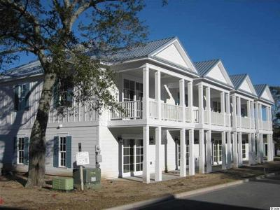 North Myrtle Beach Condo/Townhouse Active W/Kickout Clause: 4850 Cantor Court #201 #167 Cant