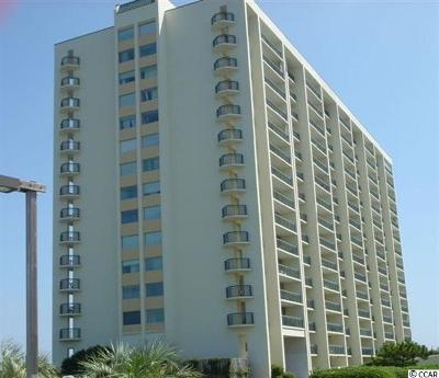 Myrtle Beach Condo/Townhouse For Sale: 9820 Queensway Blvd. #1502