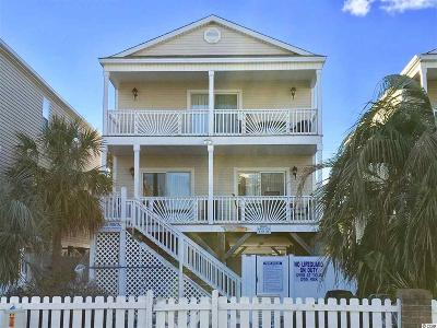 Surfside Beach Single Family Home Active-Pend. Cntgt. On Financi: 113-B S Yaupon Drive
