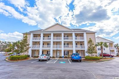 Murrells Inlet Condo/Townhouse For Sale: 615 Woodmoor Circle #203
