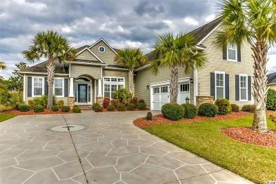North Myrtle Beach Single Family Home For Sale: 3202 Stoney Creek Ct.