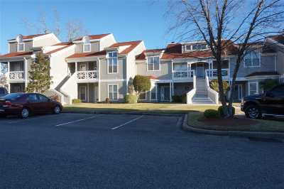 Little River SC Condo/Townhouse Sold: $190,000