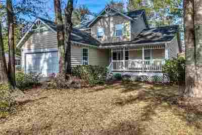 Pawleys Island Single Family Home For Sale: 99 Safe Harbor Avenue