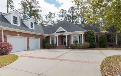Murrells Inlet Single Family Home For Sale: 172 Knotty Pine