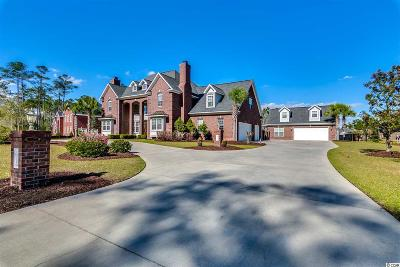 Murrells Inlet Single Family Home For Sale: 157 Creek Harbour Circle