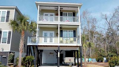 Murrells Inlet Single Family Home For Sale: 58 Fish Shack Alley