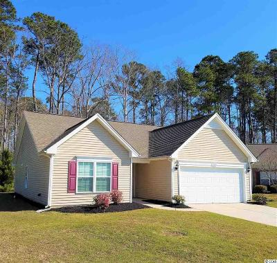 Murrells Inlet Single Family Home For Sale: 251 Marbella Drive