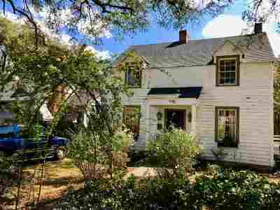 Georgetown Single Family Home For Sale: 404 Saint James St.