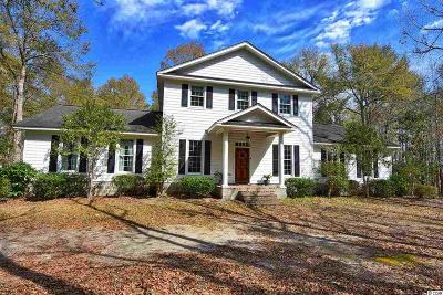Georgetown Single Family Home For Sale: 3293 Center Road