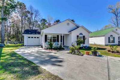 Murrells Inlet Single Family Home For Sale: 1256 Pollen Loop
