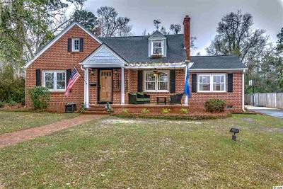 Conway Single Family Home For Sale: 1009 Elm Street