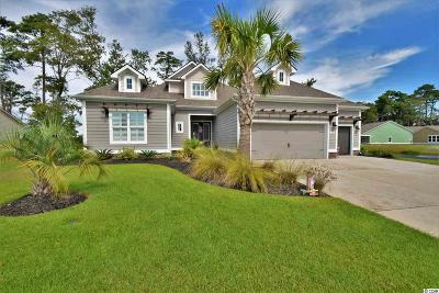 North Myrtle Beach Single Family Home For Sale: 1723 Lake Egret Drive