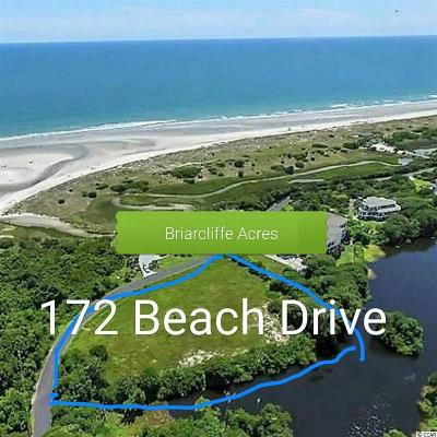 Georgetown County, Horry County Residential Lots & Land For Sale: Lot 172 Beach Dr.