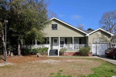 Murrells Inlet Single Family Home For Sale: 4770 New River Road
