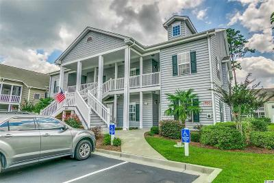 Georgetown County, Horry County Condo/Townhouse For Sale: 307 Black Oak Lane #202