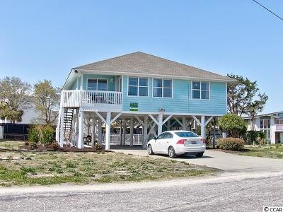 Garden City Beach Single Family Home For Sale: 1802 Dolphin St.